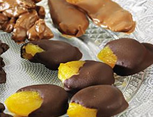 Манго в шоколаде - Dried Mango Chocolate